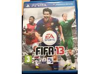 Fifa 13 got ps Vita in fantastic condition