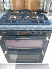 Stoves electric cooker and gas hob