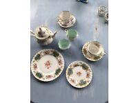 Beautiful Royal Albert Bone China Tea Set