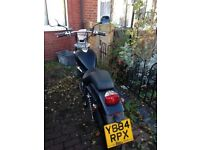 Selling Gilera for scrap or repairs !No Time wasters please.
