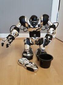 Robosapian remote control robot