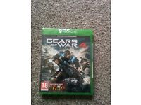 Gears of War 4 - Xbox One - New \ Unopened