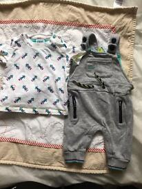 Baby Baker outfits 0-3 months