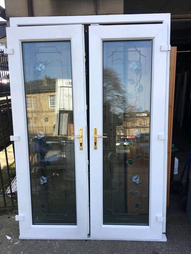 Double glazed french doors in bradford west yorkshire gumtree double glazed french doors rubansaba