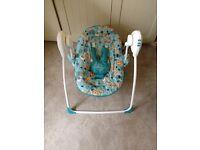 Baby weavers musical chair