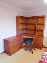 Bedroom suite ideal for teenager's bedroom Ingleburn Campbelltown Area Preview
