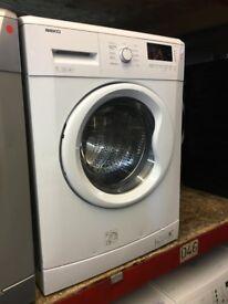 BEKO 7KG 1500 SPIN WHITE WASHING MACHINE