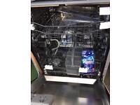 Kenwood KID60S15 fully integrated dishwasher NEW