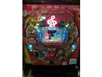Pachinko japanese anime machine