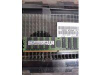 32GB DDR4 Server Memory New