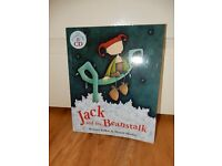 JACK AND THE BEANSTALK BOOK & CD
