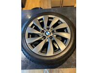 BMW 1 Series F20/21 2 series F22/23 Winter Tyres and alloys