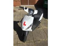 Moped - Piaggio Zip