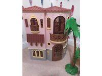 Bratz Dolls House & Car
