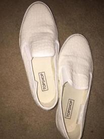 Woman's slip on trainers