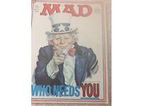 26 Mad Magazines - vintage
