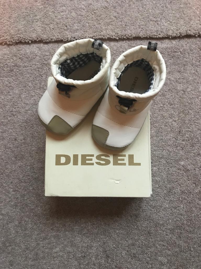 Diesel Baby Boots