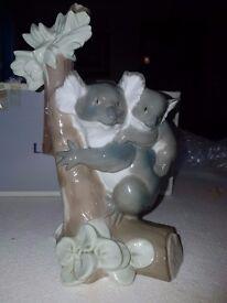 Koala Love - Retired Lladro #5461