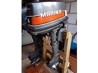 Mariner 4 hp outboard engine