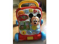 Disney Baby Mickey Walker