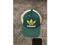Adidas Green Cap