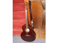 Ibanez AEW40CD Electro Acoustic Exotic wood Guitar