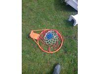 Basketball hoop full size