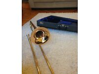 Blessing Trombone and hard case
