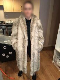 Fake Furr Women Coat