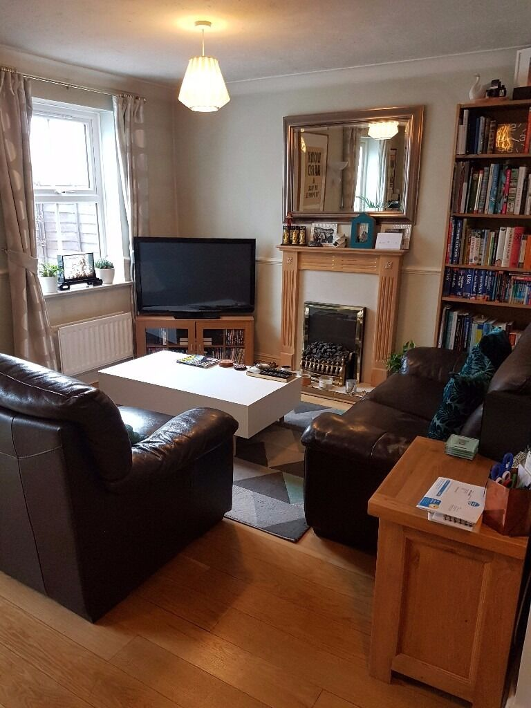 2 x Brilliant sized double room for rent