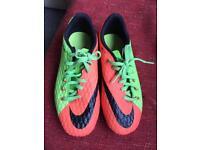 Boys football boots 5