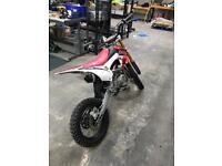 WPB Race 140cc pit bike