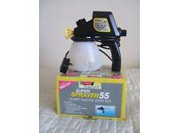 55 Watt Electric Spray Gun