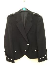 Prince Charlie jacket for kilt