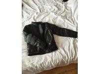 Bike leathers - ladies size 10