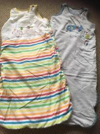 Mothercare sleep bags
