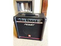 Peavey Rage 158 TransTube Solid State guitar amplifier in great condition