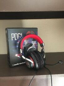 Audio-Technica ATH-PG1 Premium Closed-Back Gaming Headset (Console & PC)