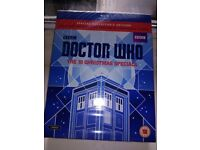 BBC Doctor Who 10 Christmas Specials Limited Edition