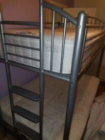 Futon sofa bunk bed