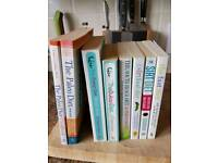 Cook book collection (low carb/diet plans)
