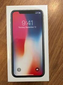 Apple iPhone X - 256GB - Space Grey (Unlocked) Smartphone Aberdeen