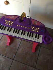 Peppa pig keyboard/piano