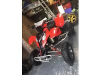 Polaris predator 500 road legal quad atv