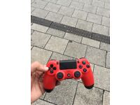 PS4 PAD RED