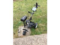 Motorcaddy electric golf trolley