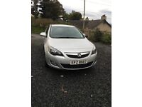 Very good order Vauxhall Astra SRI. parking sensors front and rear. Full service history, tow bar.