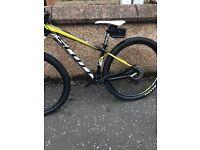 2016 Scott scale bike