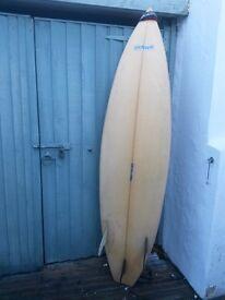 Animal Shortie Surfboard bargain.