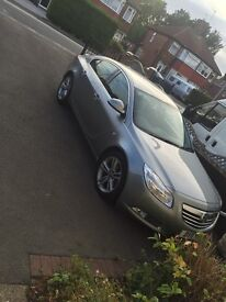 2011 Vauxhall Insignia 1.8 Sri. Years extended warranty on it.